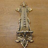 Brass Kenrick Door Knocker - D125-0921 Antique Door Knocker Company